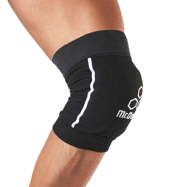McDAVID indoor hexy pad volleyball knee pads [black]