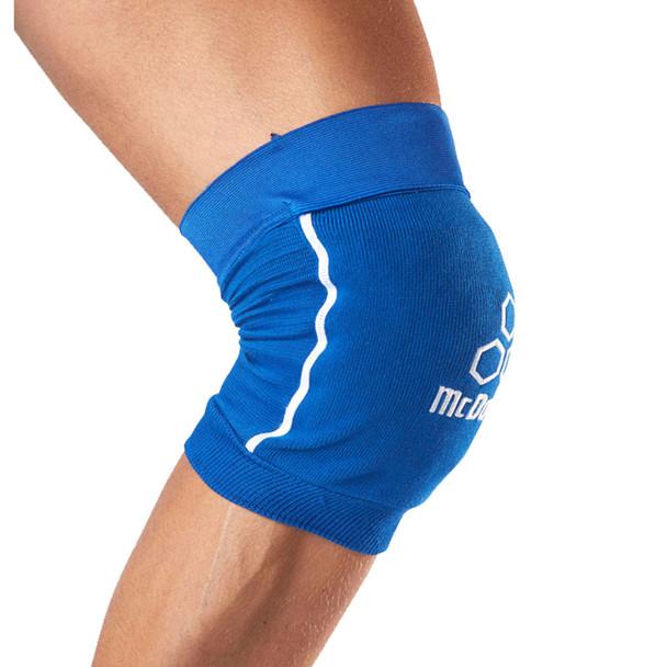 McDAVID indoor hexy volleyball knee pads [royal blue]