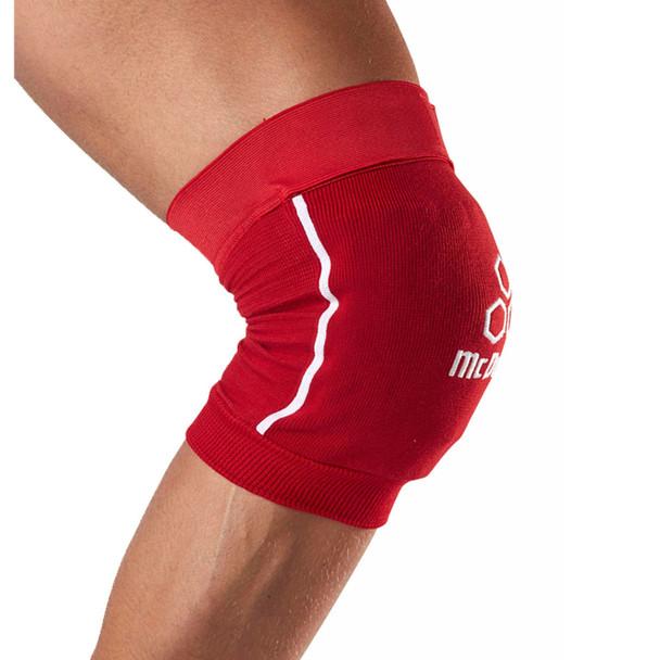 McDAVID indoor hexy volleyball knee pads [red]