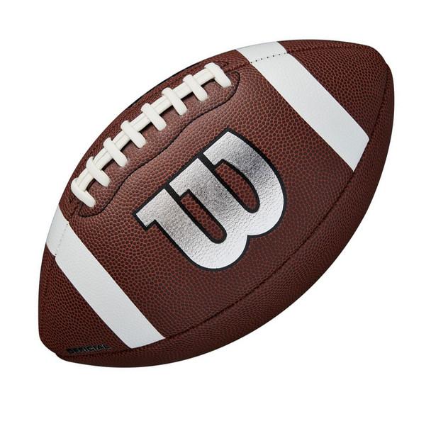 Wilson NFL legend american football [brown]
