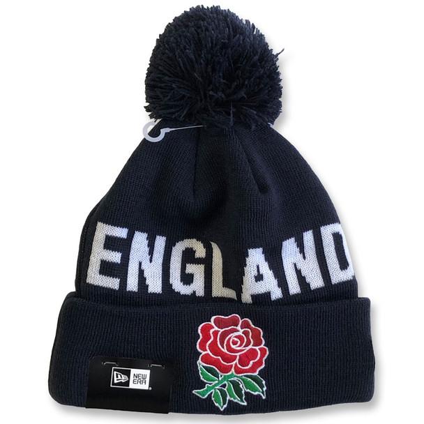 NEW ERA england rugby RFU bobble hat [navy]