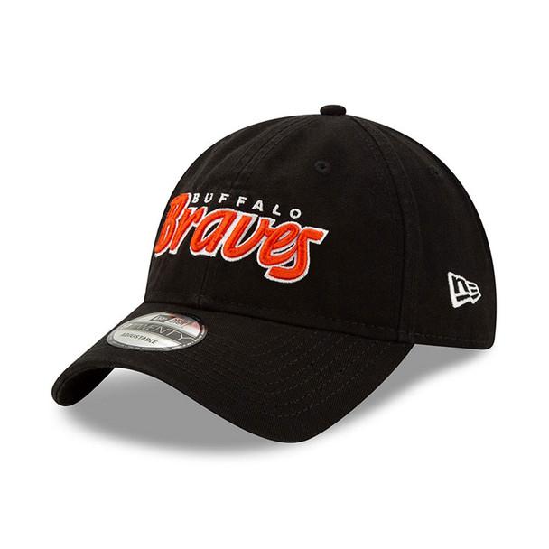 NEW ERA buffalo braves 9twenty adjustable NBA classic cap [black]