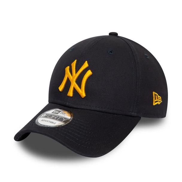 NEW ERA adjustable NY yankees MLB 9forty cap [navy]