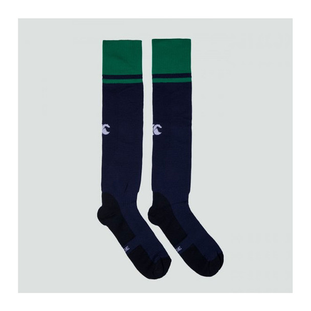 CCC Adult British and Irish Lions Socks size L 9-12 [navy/green]