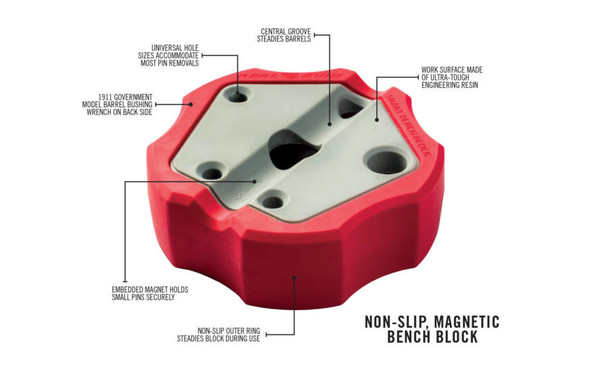 Real Avid Smart Bench Block