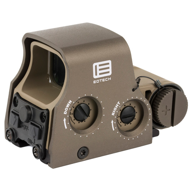 EOTech XPS2 Green Dot - Tan