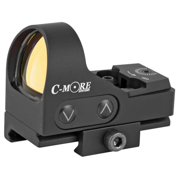 C-More RTS2R - Mini Red Dot Sight w/Rail Mount 6 MOA
