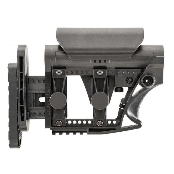 Luth-AR MBA-3 AR-15 Modular Buttstock Assembly Polymer Black