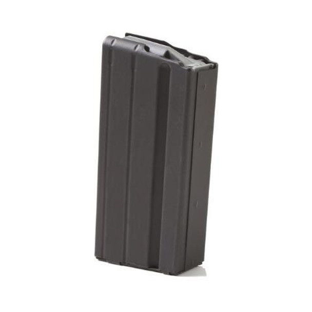 ASC 6.8 SPC AR-15 Magazine 15 Rounds Stainless Steel Black
