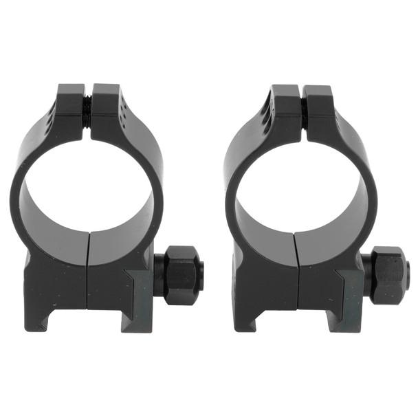 Warne 614M 30mm Tactical Medium Matte Rings