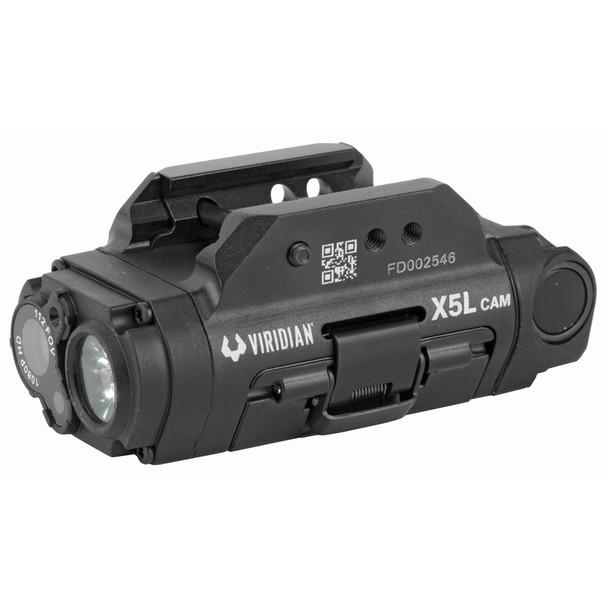 Viridian X5L Gen 3 w/ Green Laser and HD Camera