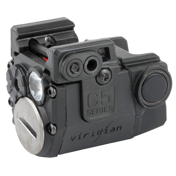 Viridian C5L-R Red Laser Sight + Tactical Light