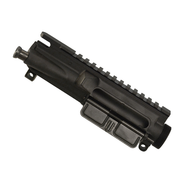 AR-15 Flat-Top Upper Receiver Assembled - Ejection Port Kit, Forward Assist