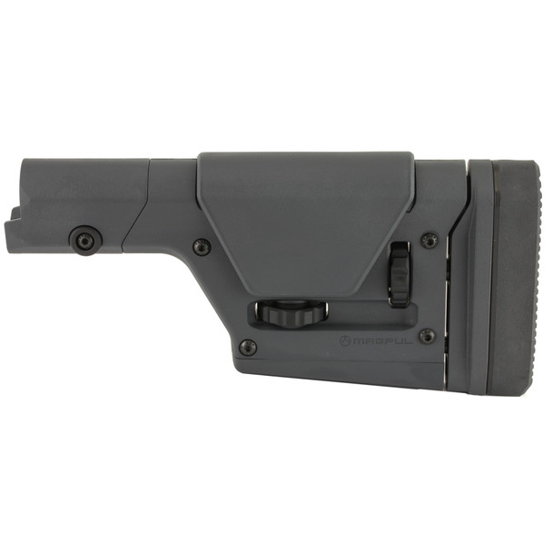 Magpul AR-15 PRS Gen 3 Fixed Adj Rifle Stock - Gray - DS-MPIMAG672-GRY