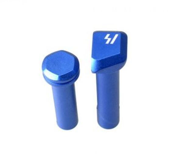 SI Ultra Light Pivot / Takedown Pins - Blue