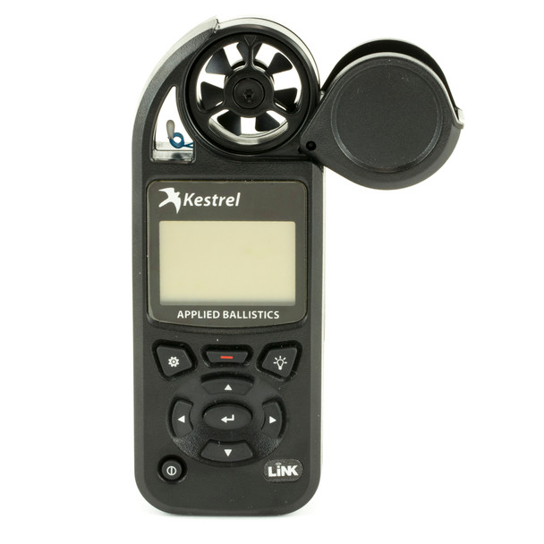 Kestrel 5700 Elite Electronic Hand Held Weather Meter with Applied Ballistics and LiNK Black