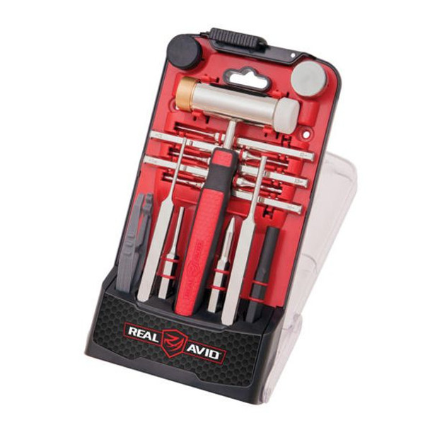 Real Avid Accu-Punch - Hammer & AR15 Pin Punch Set