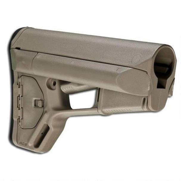 Magpul AR-15 ACS Carbine Rifle Stock w/ Storage - FDE