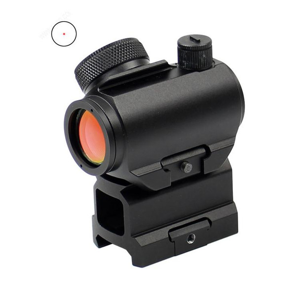 1x20 HD-26M Red Dot w/ Riser Mount