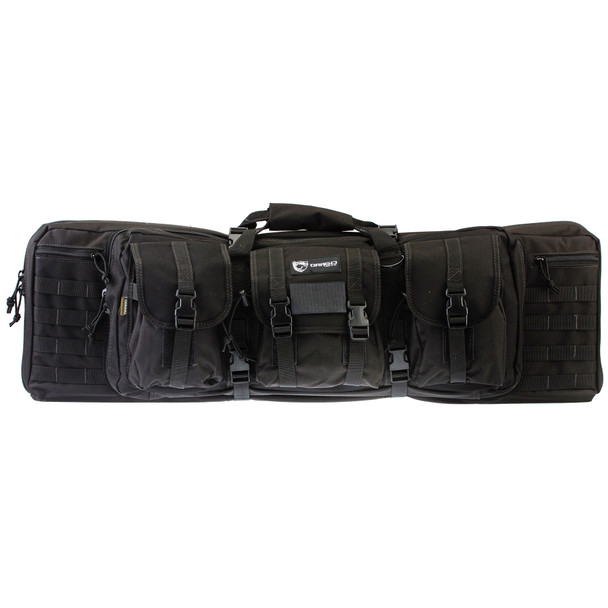 "Drago Gear 36"" Single Gun Case Blk"