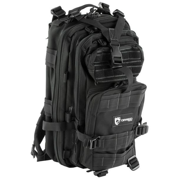 Drago Gear Tracker Backpack Blk