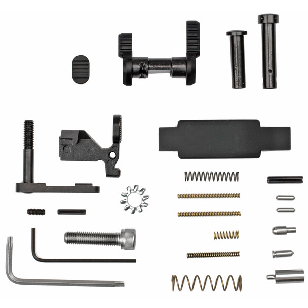 Armaspec Lower Parts Kit less Trigger Group & Grip for .223/5.56