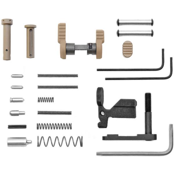 Armaspec Superlight Gun Builders Kit .223/5.56 - FDE