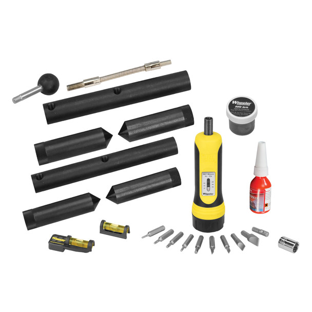 "Wheeler Professional Scope Mount Kit 1""/30mm"