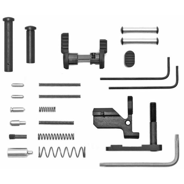 Armaspec Gun Builder's LPK less FCG & Grip for AR10 - Black