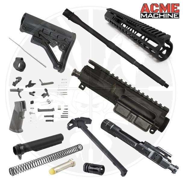 "16"" M4 5.56 Complete Rifle Build Kit - Minus Lower"