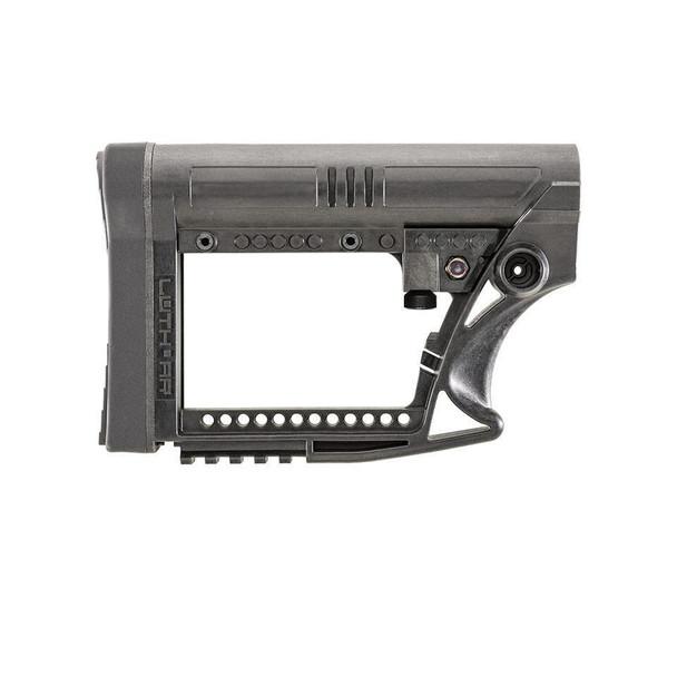Luth-AR MBA-4 AR-15 Modular Buttstock Assembly Polymer Black