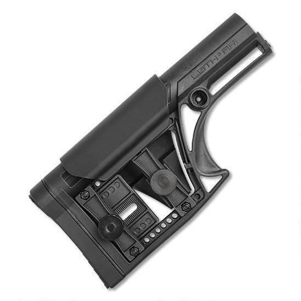 Luth-AR MBA-1 AR-15 Modular Buttstock Assembly Polymer Black