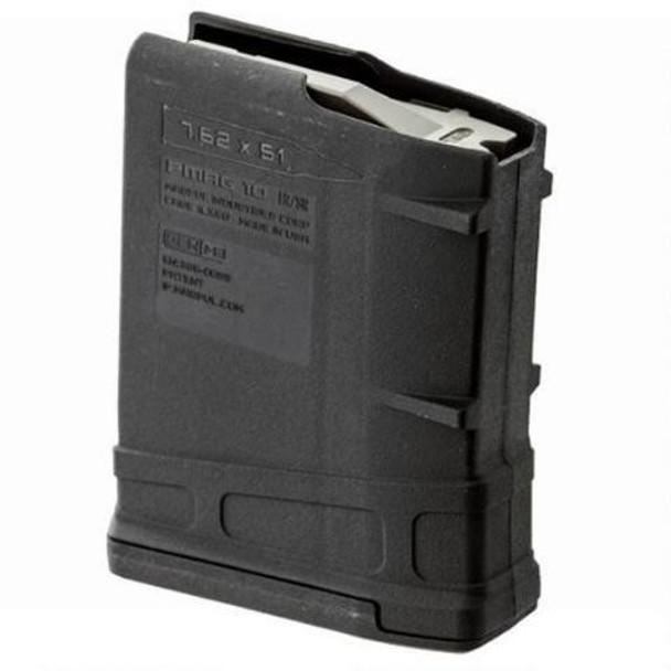 Magpul PMAG Gen 3 LR308/SR-25 .308 Win Magazine 10 Rounds Polymer Black
