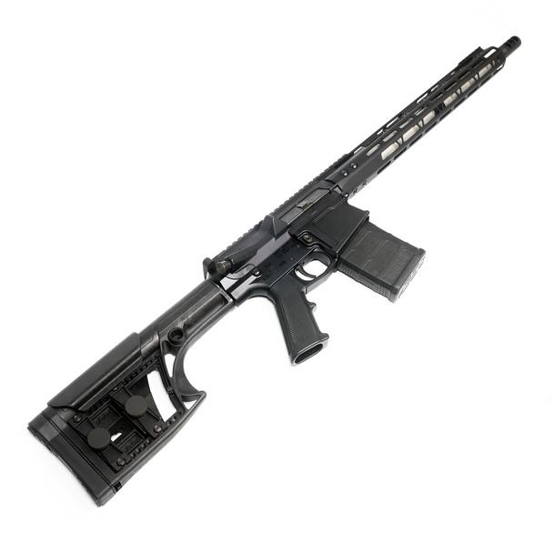 "AR-308 18"" 7.62x51 or 6.5 Creedmoor Complete Performance Rifle 17"" Super Slim"
