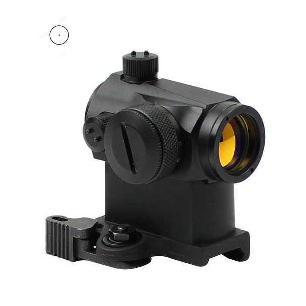 1x22 HD-5QD Red Dot w/ Riser Mount