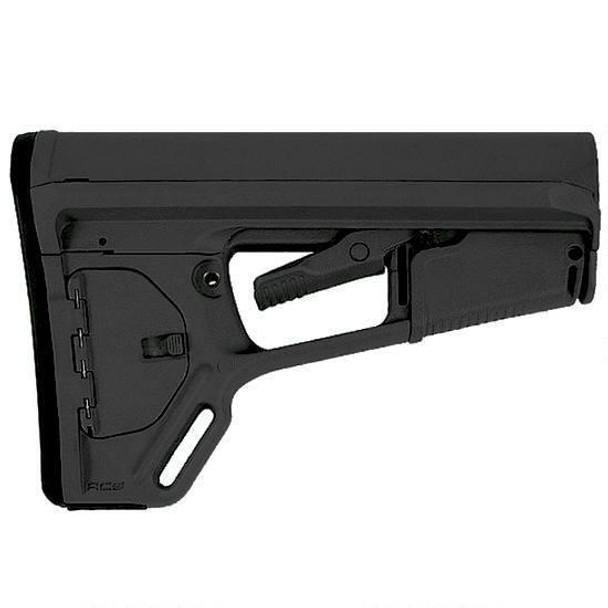 Magpul AR-15 ACS-L Carbine Rifle Stock w/ Storage - Black