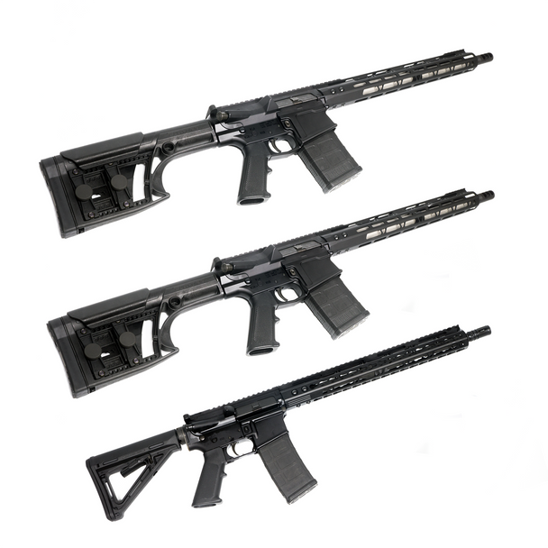 ACME 3x Rifle Stocking Dealer Package - Creedmoor Option