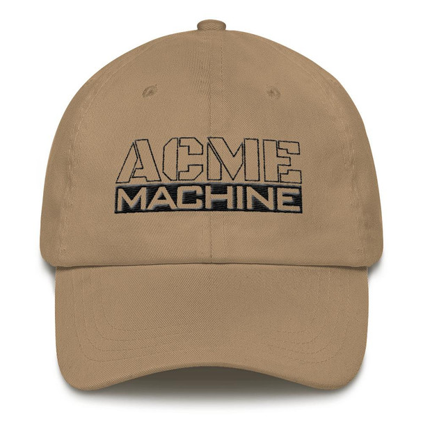 ACME Machine Adjustable Relaxed Fit Hat