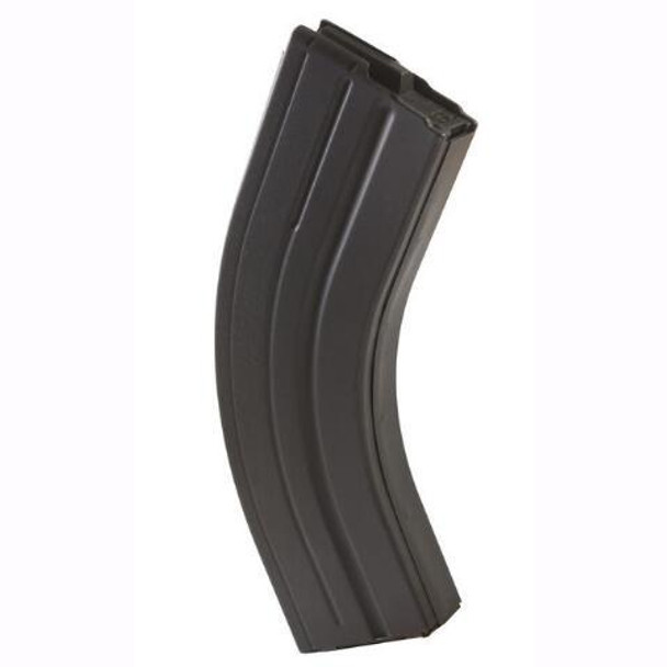 ASC AR-15 7.62x39 Mag 30 Round Stainless Steel Black