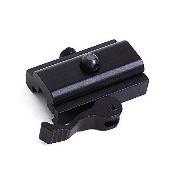 QD Quick Cam Lock Bipod Sling Swivel Adapter Mount for Picatinny Weaver Rail