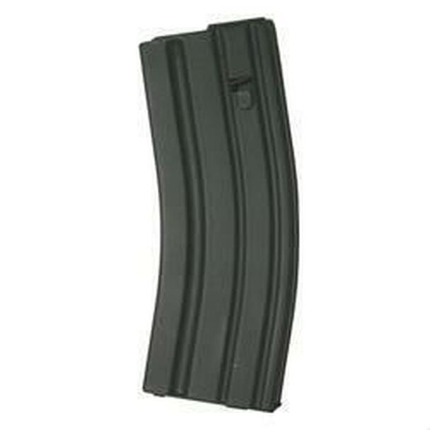 ASC AR-15 30 Round Magazine .223/5.56 Stainless Steel Black
