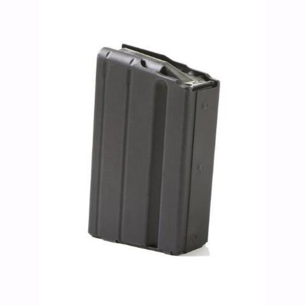 ASC AR-15 7.62x39 Magazine 10 Round Stainless Steel Black