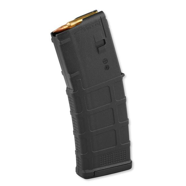 Magpul PMAG 30 AR-15 .223/5.56 Magazine Gen M3, 30 Rounds, Polymer, Black