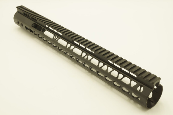 "AR-308 15"" Super Slim KeyMod Gen II  Free Float Handguard"