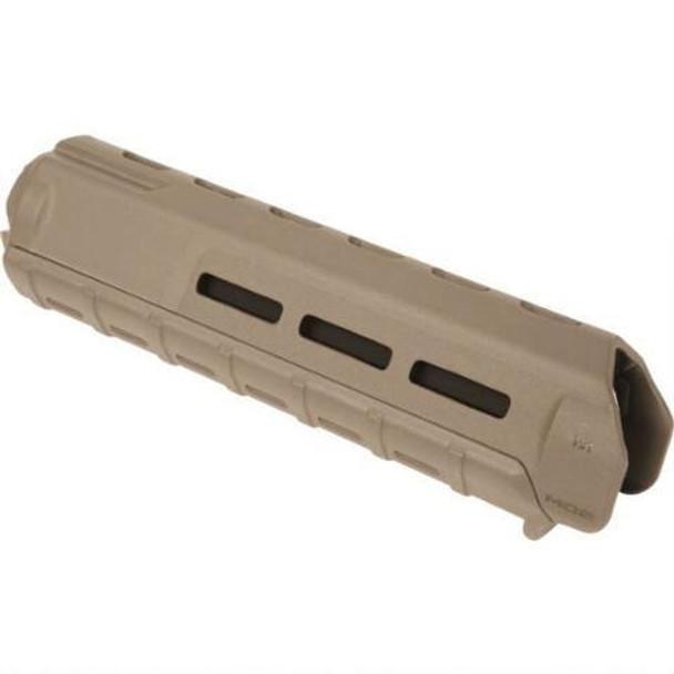 Magpul AR-15 MOE M-LOK Handguard Mid-Length Polymer - FDE