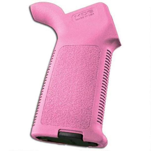 Magpul AR-15 MOE Ergonomic Pistol Grip Polymer - Pink
