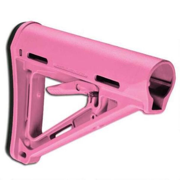 Magpul AR-15 MOE Carbine Adj Rifle Stock - Pink
