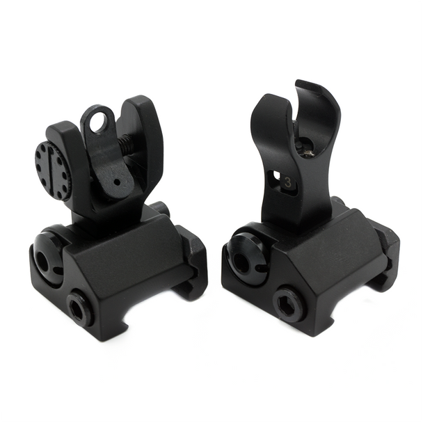 ACME Machine HK Style Flip Up Sights