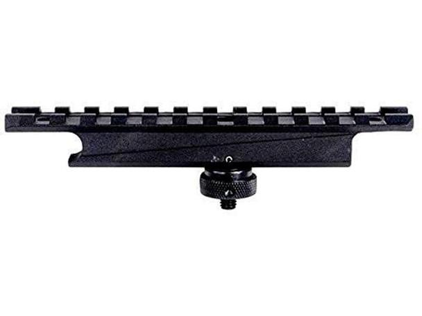 AR-15 Carry Handle Picatinny Rail Scope Mount Base Aluminum Matte