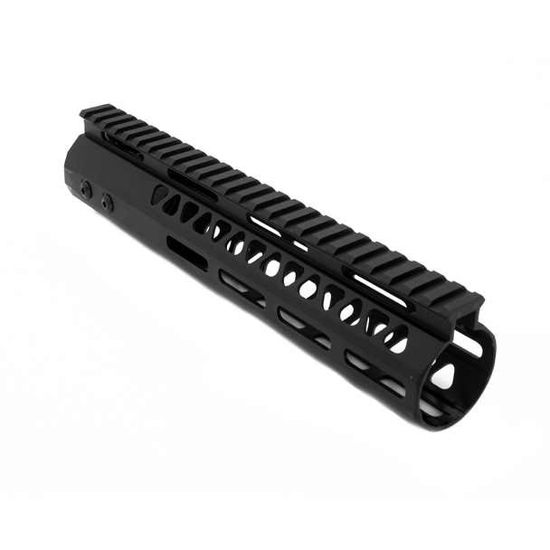 "10"" Ultra Light Gen II Free Float M-LOK® Triangle Cuts"